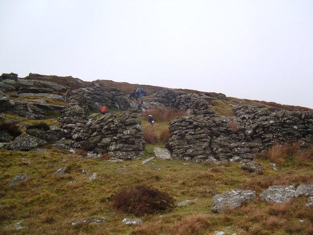 Arenig hills