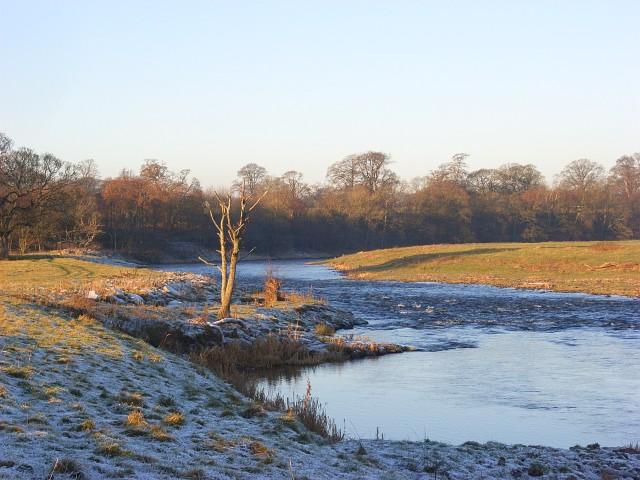 The River Eden, Edenhall