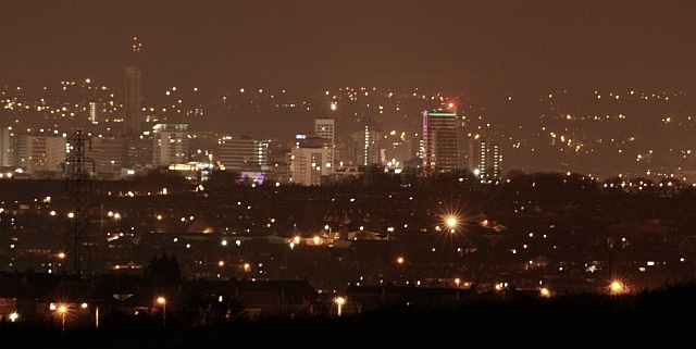 Leeds and Holbeck After Dark