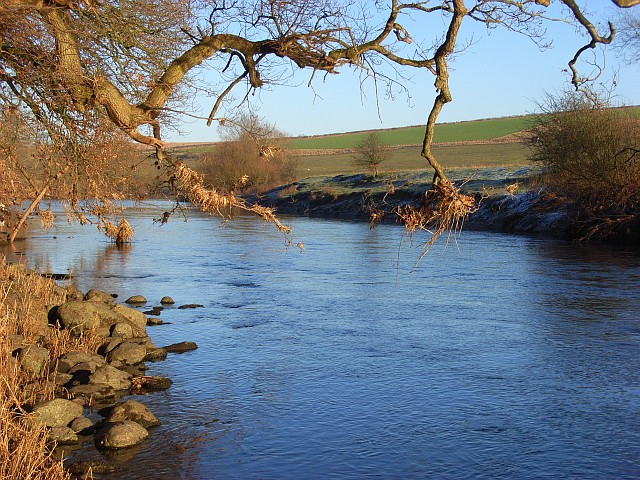 The River Eden, Udford