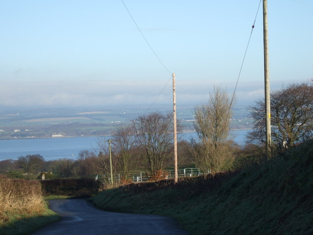 View of Firth of Forth