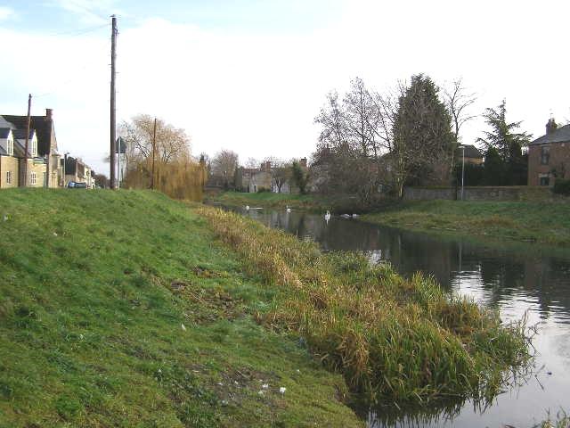 River Welland, Deeping Gate
