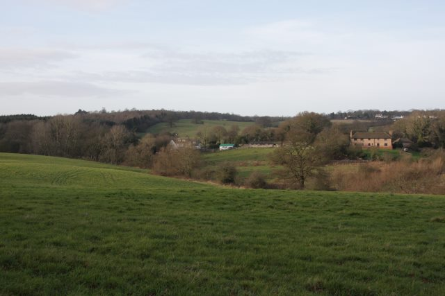 View from the Hertfordshire Way
