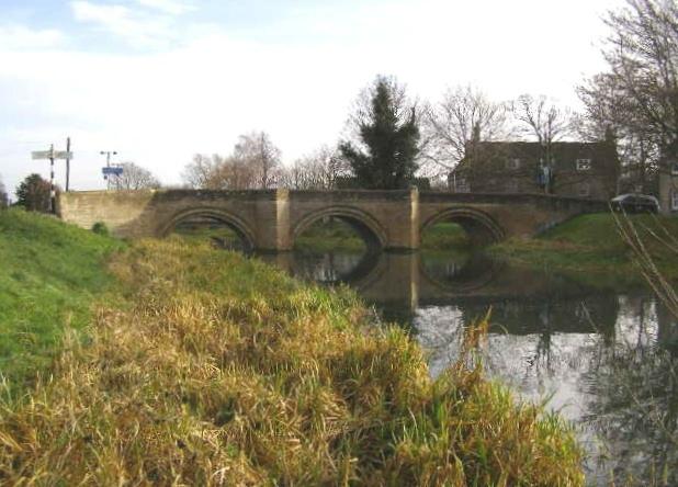 Deeping St James Bridge