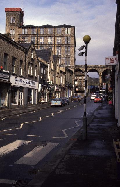 Market Street Milnsbridge