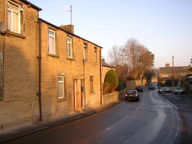 Cottages, Low Road, Halton