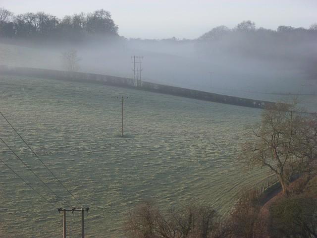 Hillside near Westwood Manor Farm
