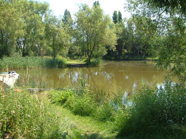 Pond, Anderton Nature Park