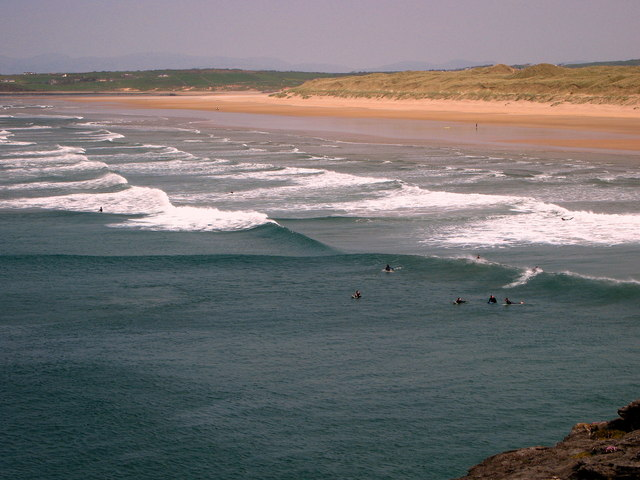 Beach, near Bundoran C Rossographer :: Geograph Ireland