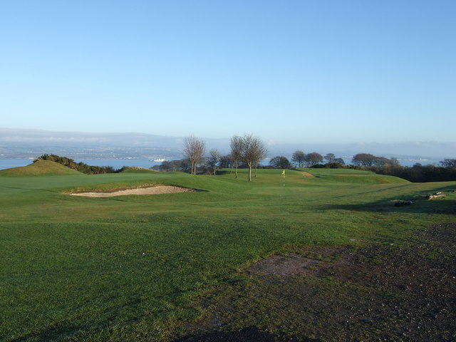 West Lothian golf course