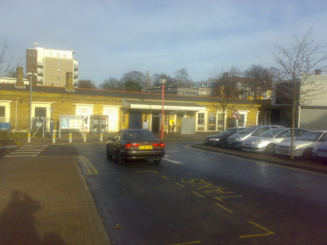 Beckenham Junction Railway Station