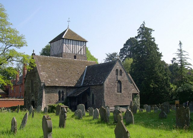 St John Baptist, Letton