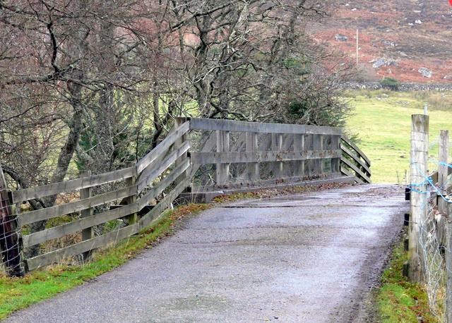 Bridge over the Blackwater Burn
