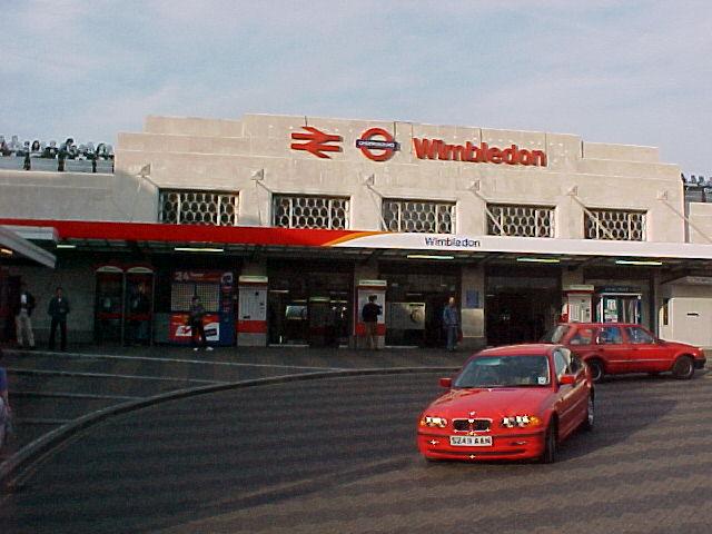 Wimbledon Railway Station