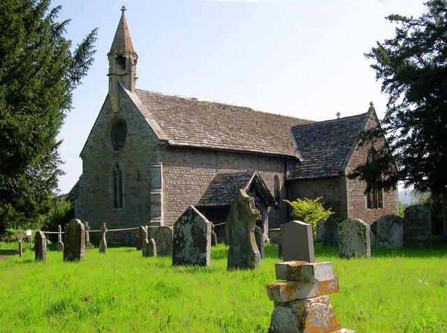 St Lawrence, Bishopstone