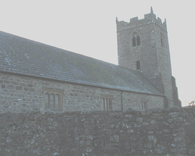 The Church of St Engan, Llanengan