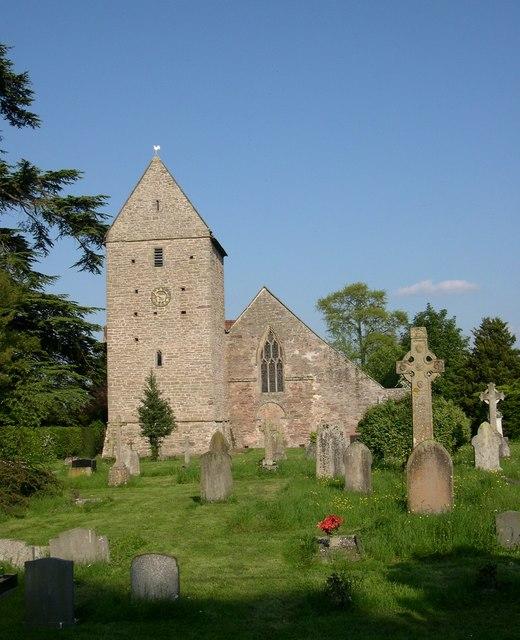 St James, Kinnersley