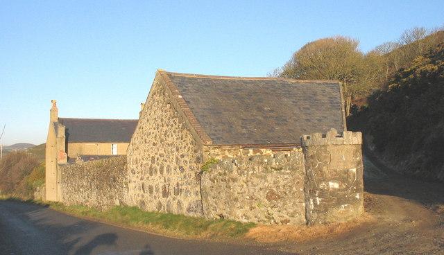 Dwylan Farm