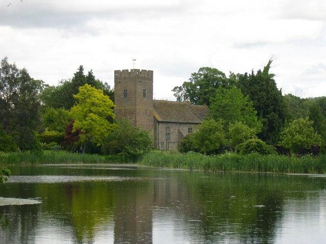 St Mary, Monnington on Wye