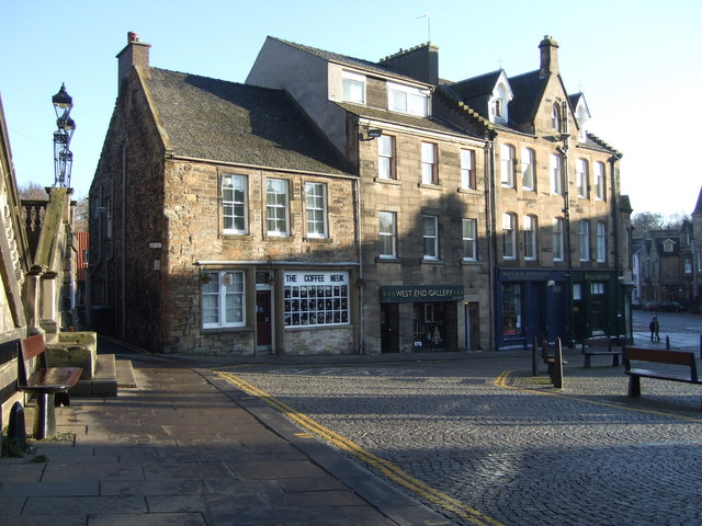 'The Cross', Linlithgow