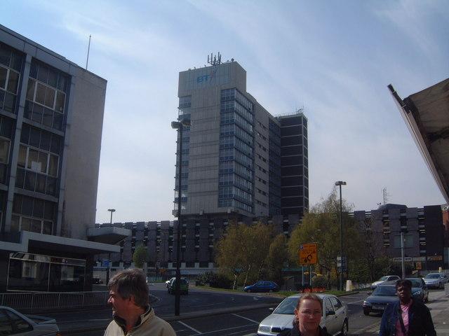 Telecom House, Charter Square Sheffield