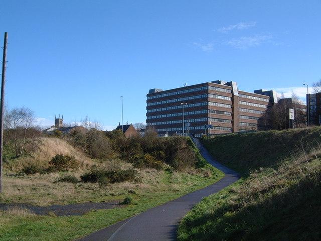 Telecom House, Aldershot