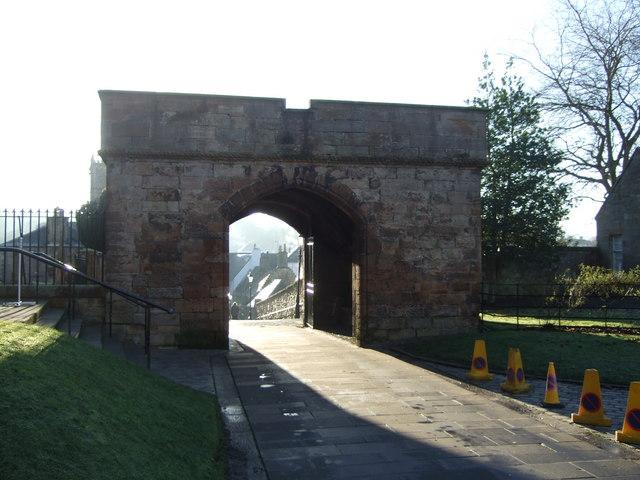 Kirkgate, Linlithgow