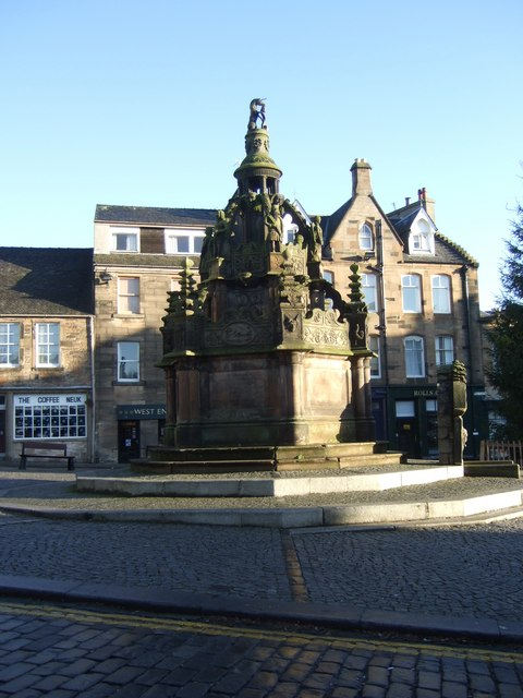 Linlithgow 'Cross Well'