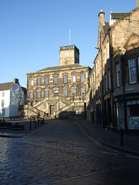 Townhall and Courthouse, Linlithgow