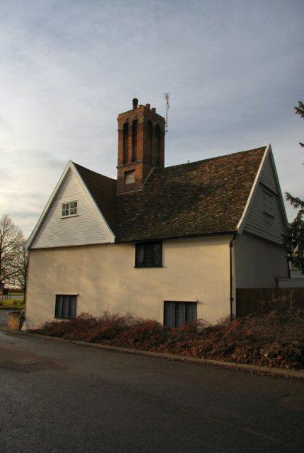 Old house at Barton Mills