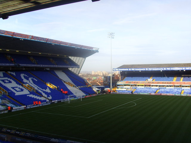 St Andrews, Birmingham City FC