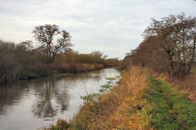 River Lark at Turf Fen