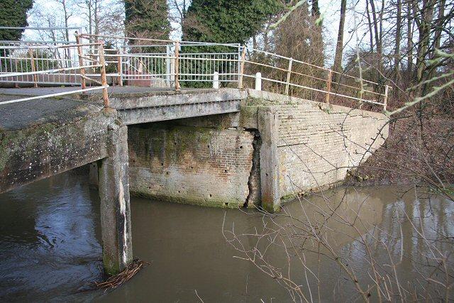 Temple Bridge, River Lark