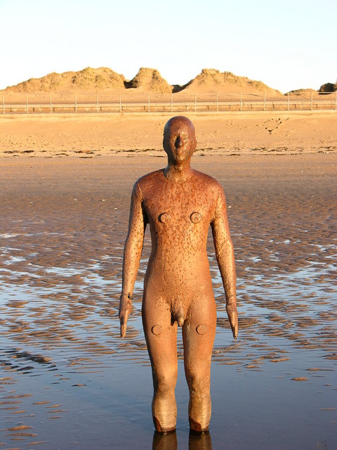 Antony Gormley, Another Place