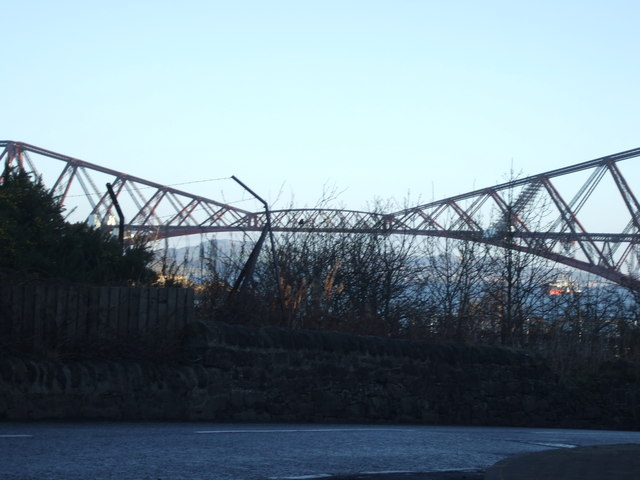 View of Forth Rail Bridge
