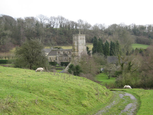 View of Hawkesbury Church