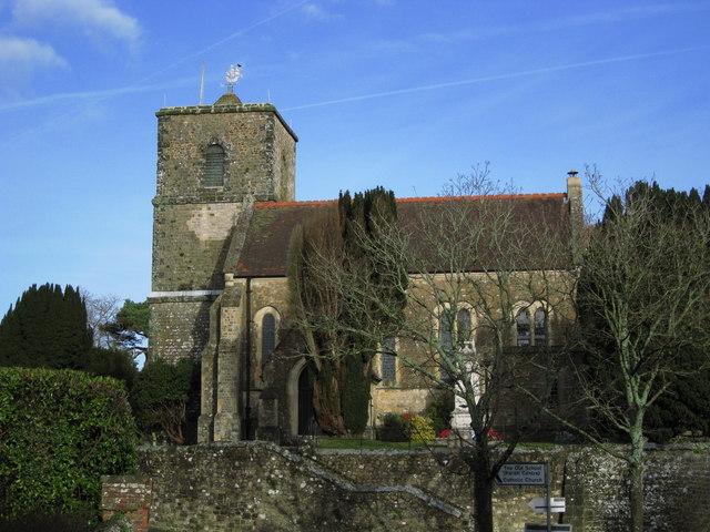 St Mary's Church, Storrington