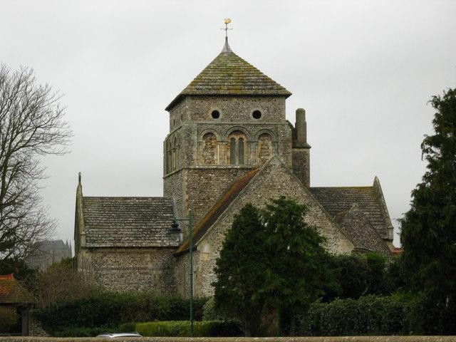 St Nicolas Church, Old Shoreham