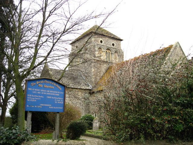 Parish Church of St Nicolas, Shoreham