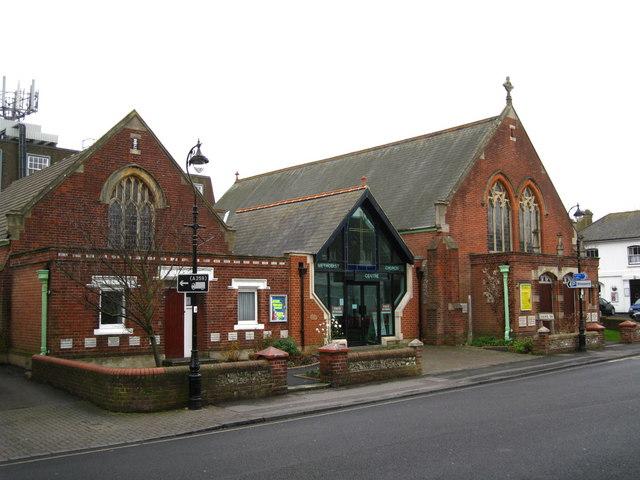 Methodist Church, Brunswick Road, Shoreham-by-Sea