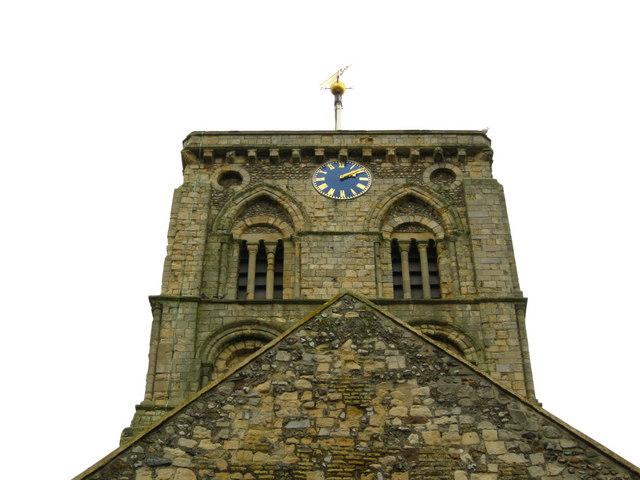 Tower of St Mary de Haura, Shoreham
