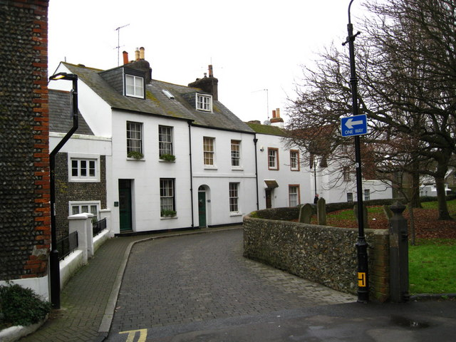 Old cottages, Church Street