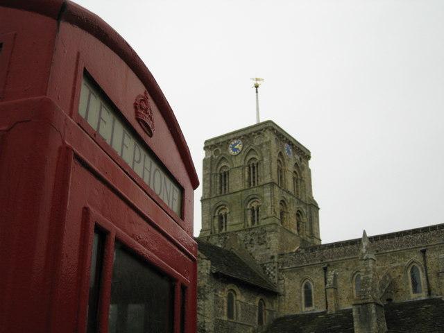 Parish Church of St Mary de Haura, Shoreham-by-Sea