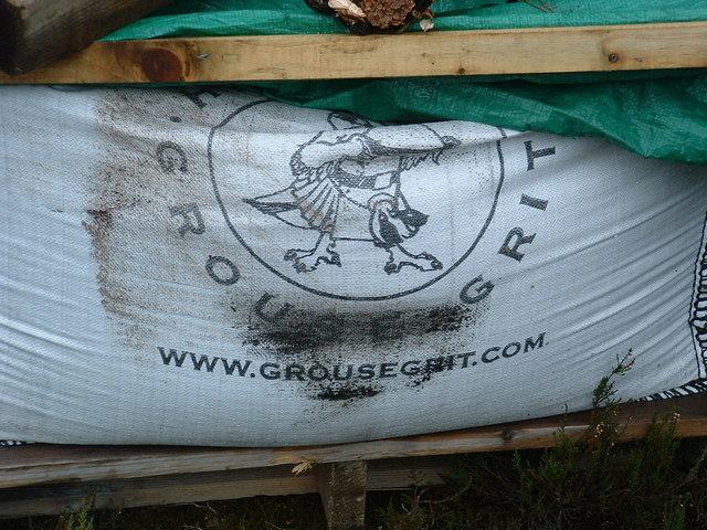 Grouse grit