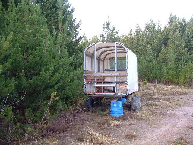 Moorland transport