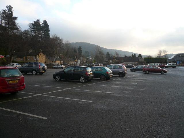 Bakewell - Car Park