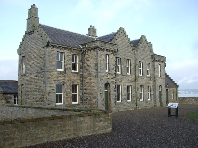 Barracks building, Blackness Castle