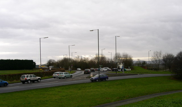 The Ketch roundabout