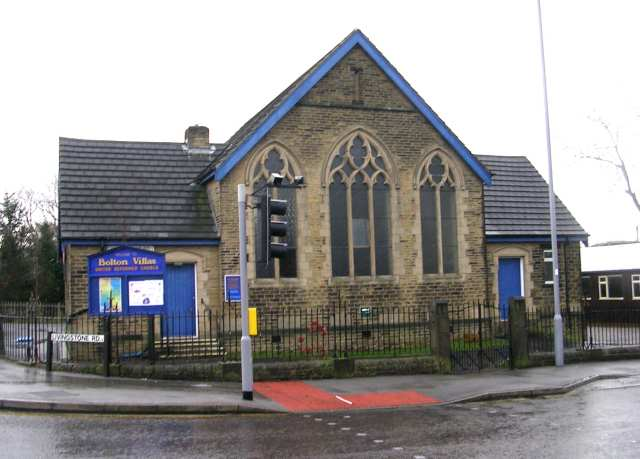 Bolton Villas United Reformed Church - Livingstone Road