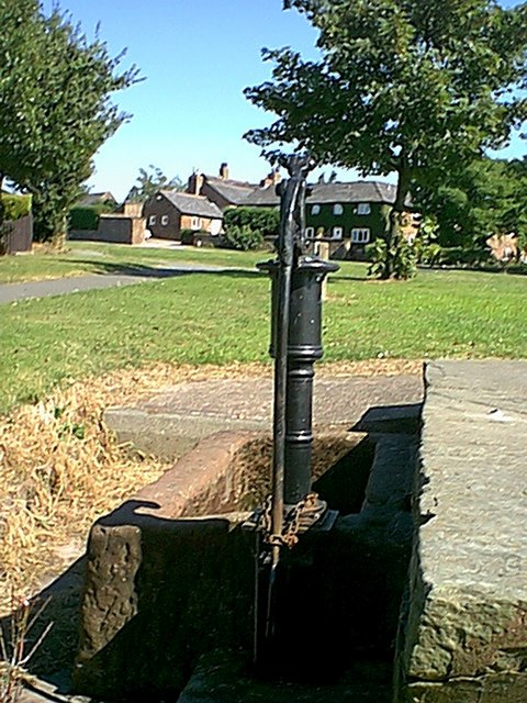 Greasby Pump